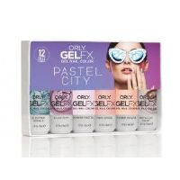 Orly Gel Fx - Pastel City Collection 6 x 9ml